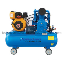 Gasoline Petrol Diesel Driven Air Compressor Air Pump (Td-0.53/12)